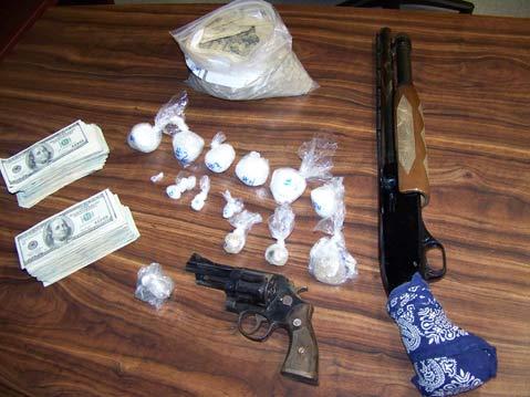 Brown Heroin Bust